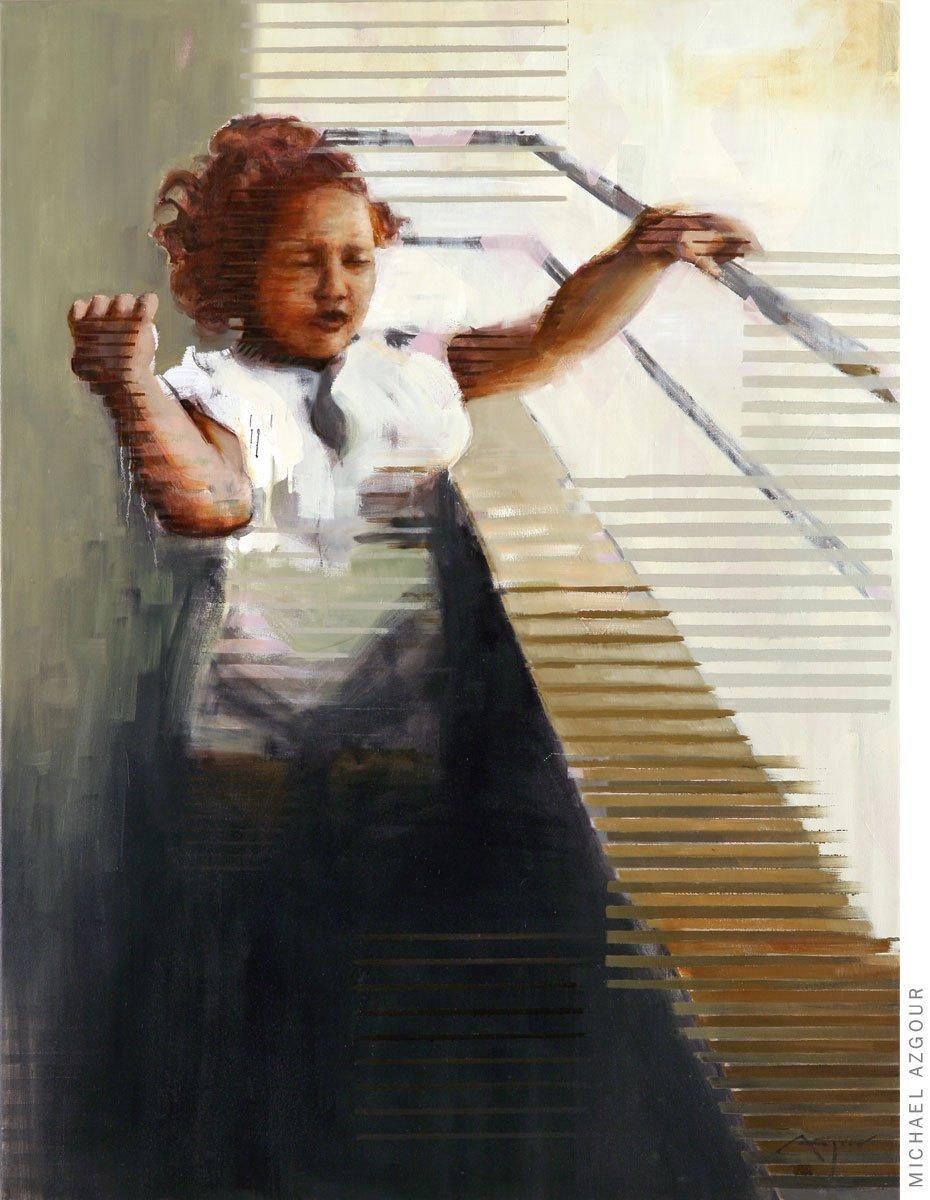 Rachel on Hertzel Street (Miss Jerusalem, 1951)