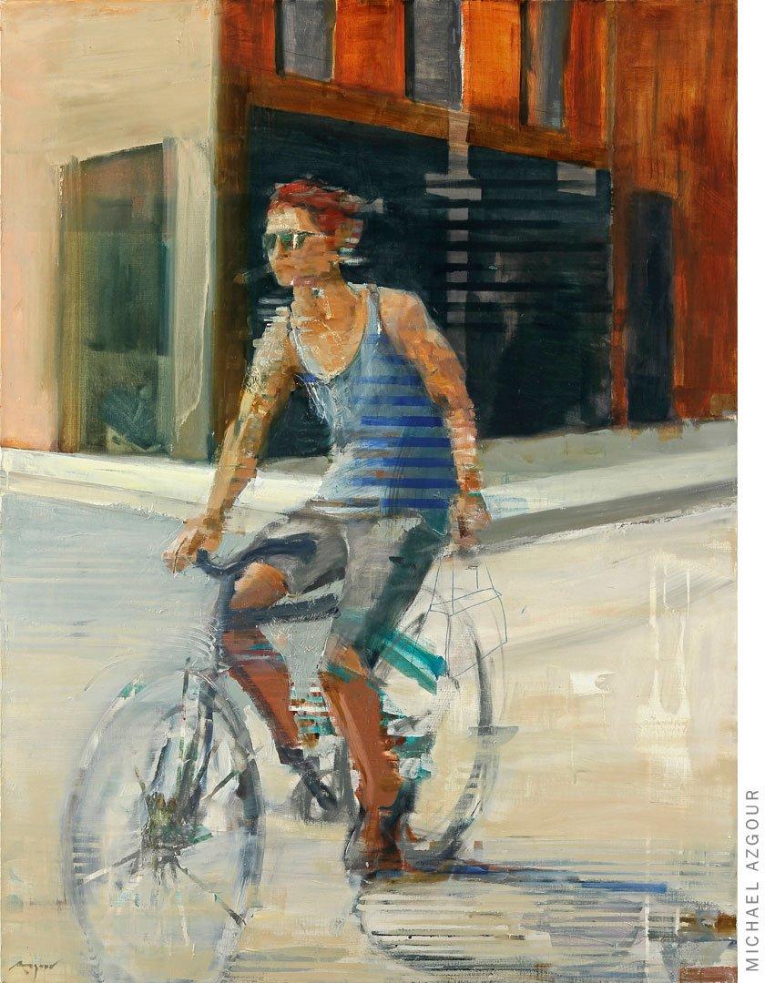 The Village 1: Biker