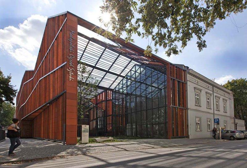 MOS Art Center, Krakow, Poland