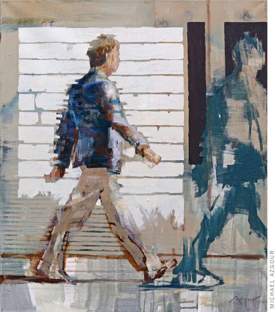 Study for Walking Man