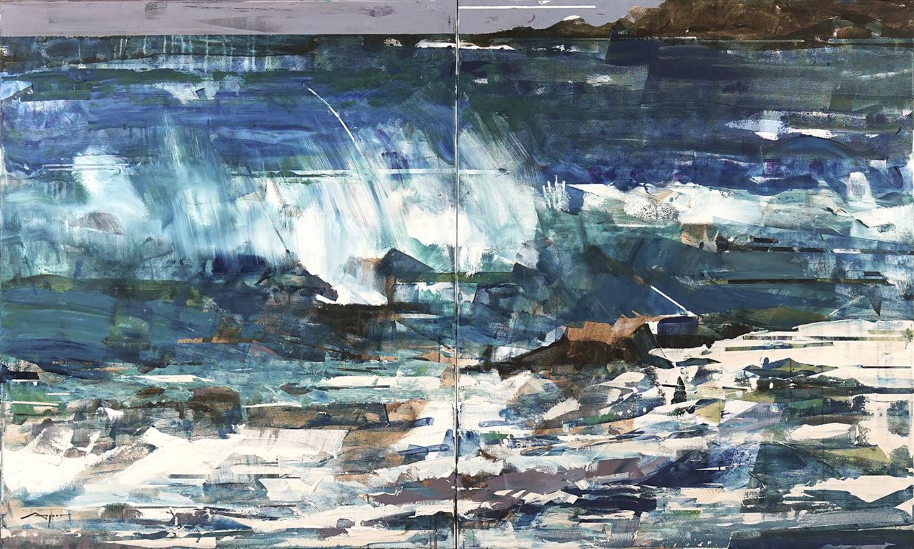Michael Azgour at Gallery MAR Carmel