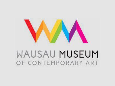 Wausau Museum of Contemporary Art logo